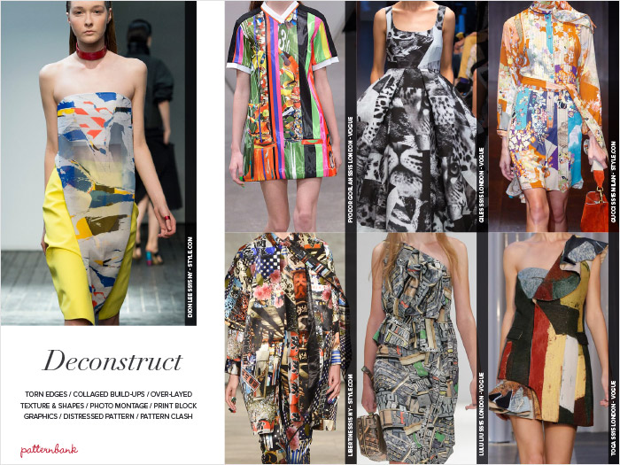 Spring/ Summer 2015 Print Trends | Fashionisers