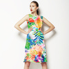 Palm Summer (Dress)