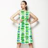 Watercolour Tropical Impressionist (Dress)