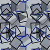 Geometric, Cuadros, Triangulos, Vigore (Original)