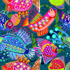 Reef Fish Carnival (Original)
