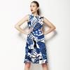 Indigo Reef (Dress)