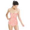 Ella 02 - Microfloral (Swimsuit)