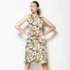 Vintage Tropical Pattern (Dress)