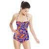 Rainbow Lines (Swimsuit)