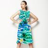 Leopard Palm Beach (Dress)