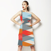 Overlapping Triangles (Dress)