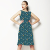 Oakridge Hand-Drawn Polka Dots (Dress)