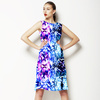 Kaleidoscopic Fashion Pattern (Dress)