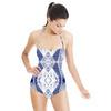 Indigo Line (Swimsuit)