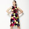 Floral Geometry (Dress)