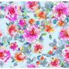 Painted Flowers (Original)