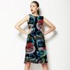 Graphic Rose (Dress)