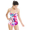 Floral Pattern (Swimsuit)
