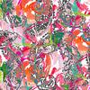 Break Paisley Watercolor (Original)