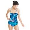Blue Animal Skin (Swimsuit)