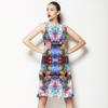 Surreal Tropical Garden (Dress)