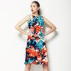 Floral V (Dress)