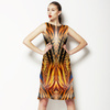 Trend Feather (Dress)