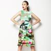Palm Tree With Flower 1 (Dress)