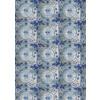 610 Floral Tiles (Original)