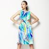 Abstract Ikat (Dress)