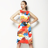 Primary Abstract (Dress)