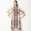 Pragmatic Tribal Stripe (Dress)