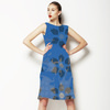 Chambray Floral (Dress)