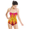 Vibrant Ikat (Swimsuit)