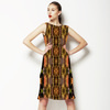Textured Tapestry Stripe (Dress)