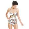 Light Vintage Floral (Swimsuit)