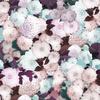 Soft Dahlia Florals (Original)