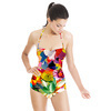 Floral Mayhem (Swimsuit)