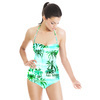 Palm Tree Mist in Repeat (Swimsuit)