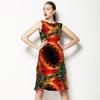 Colorful Leaf (Dress)