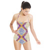 Dots Rhombus (Swimsuit)