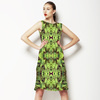 Folkloric Ferns (Dress)