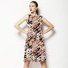 Sunset Pinwheels (Dress)