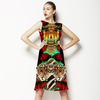 Tropical Wings (Dress)