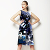 Abstract Geometric Worlds (Dress)