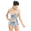 Porto Tiles (Swimsuit)