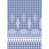 Blue Mosaic (Original)