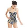 629 Cercle Mosaic Print (Swimsuit)