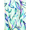 Floral Watercolor Marks (Original)