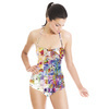 Color Geometric - ESTP_DIANA_0005 (Swimsuit)