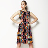 Pyrotechnic Plaid (Dress)