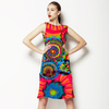Finger Art Psychedelia (Dress)