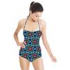 Vintage Floral - 3 (Swimsuit)