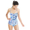 Indigo Batik (Swimsuit)